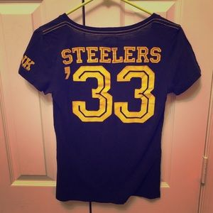Victoria's Secret PINK Steelers Tee